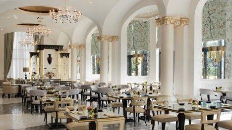 Richmond International Four Seasons Baku Four Seasons Hotel Luxury Hotels Lobby Hotel Interior Design