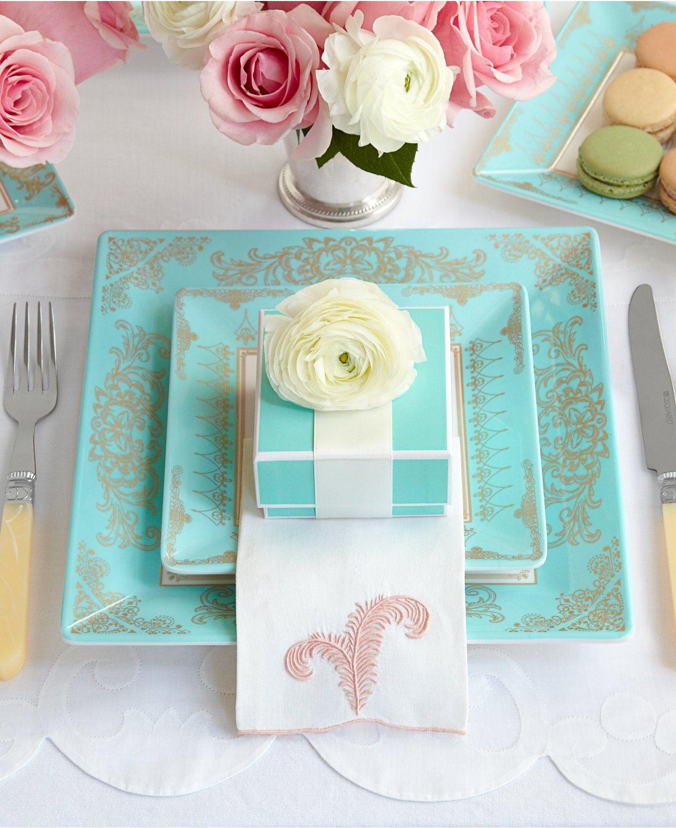 Pembroke Melamine Serveware Collection | Dining | Pinterest ...