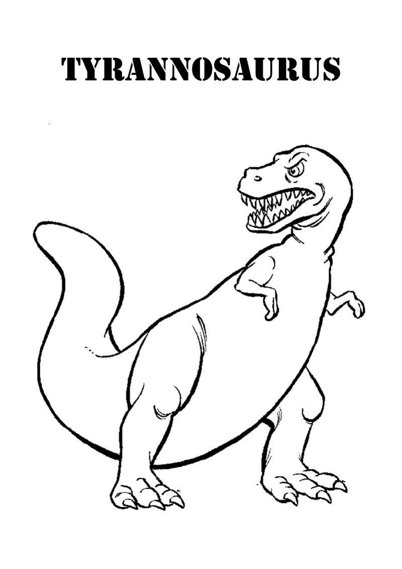 Dinosaur King Coloring Pages Dinosaur Coloring Pages Dinosaur Coloring Preschool Coloring Pages