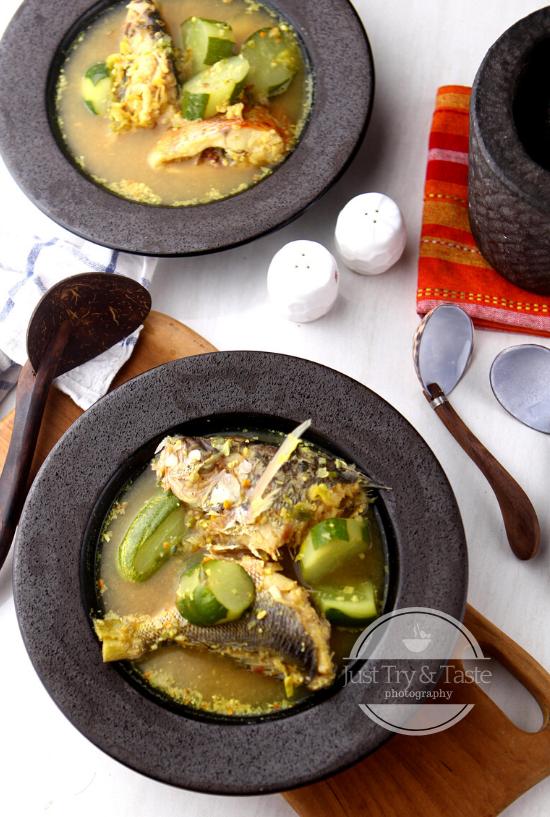 Kelo Mrico Pantura Very Spicy Fish Soup Resep Makanan Resep Makanan