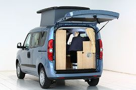 Fiat Doblo Dynamic An Easy To Drive And Park Everyday Vehicle 5