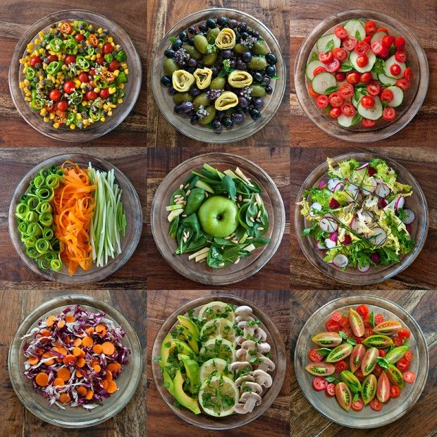 Healthy 'superfoods'