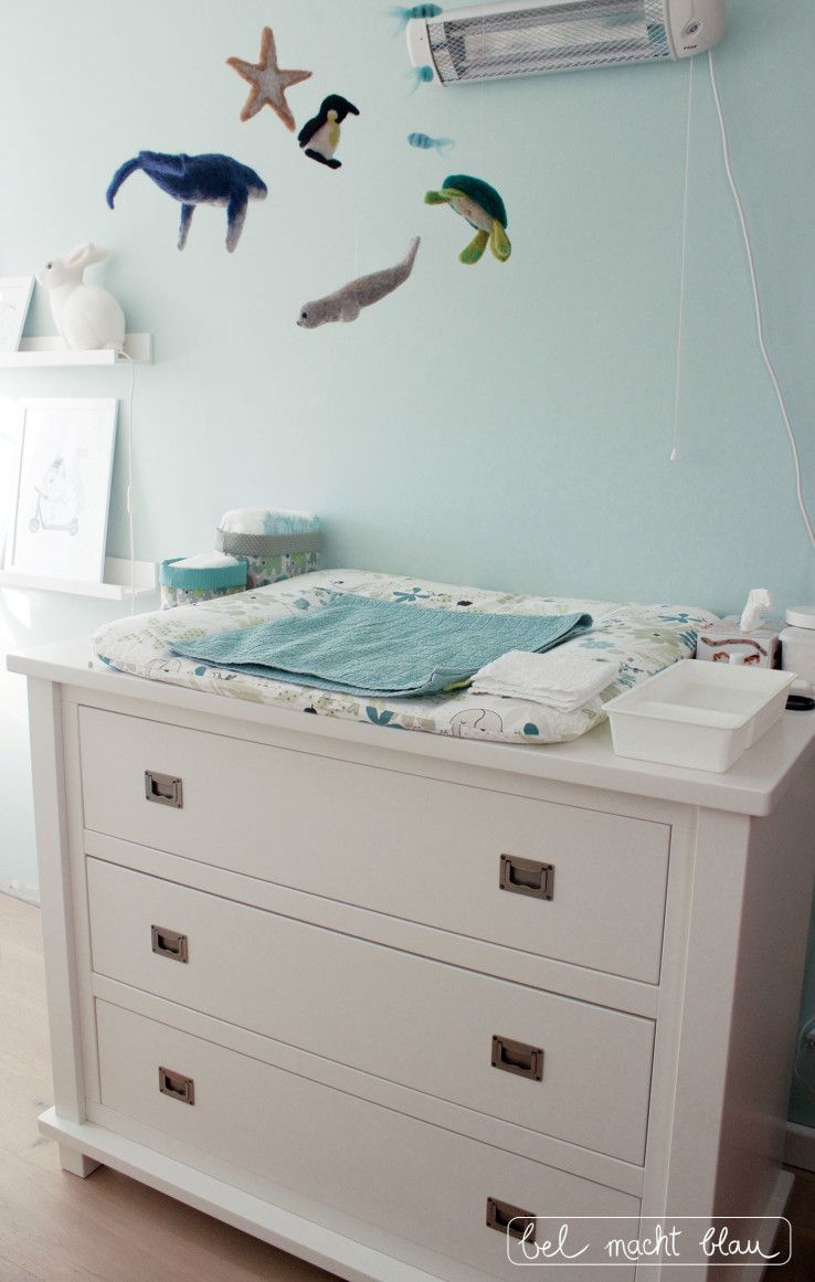 einblicke ins babyzimmer kids pinterest baby wickelkommode und babyzimmer. Black Bedroom Furniture Sets. Home Design Ideas