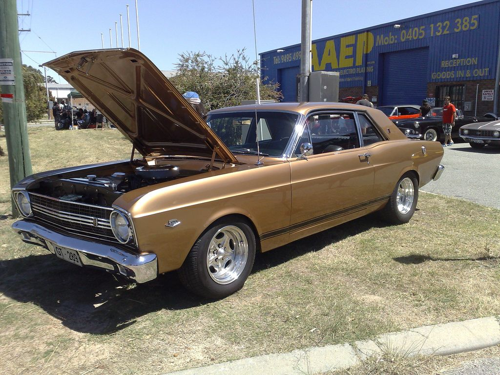 1966 Ford Falcon Futura Sports Coupe With Images Ford Falcon