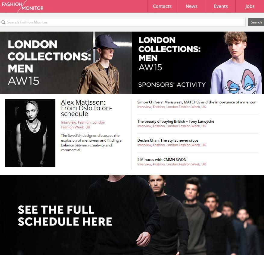 Our London Collections: Men Takeover Is Now Live On