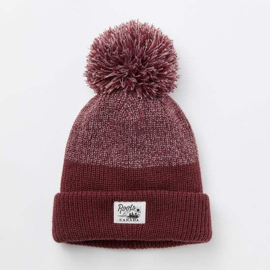 e4136c7e6 Roots - Roxana Pom Pom Toque | Scarves in 2019 | Hats, Knitted hats ...