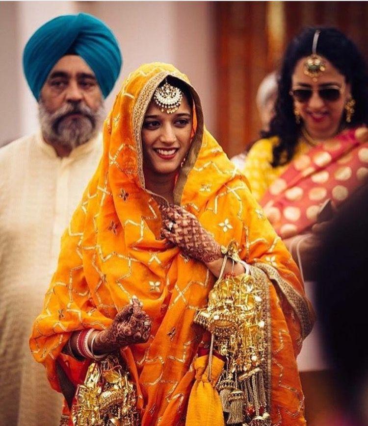 Pin by Prabneet Kaur on #Punjab #Vya #Wedding #Traditions <३ ...