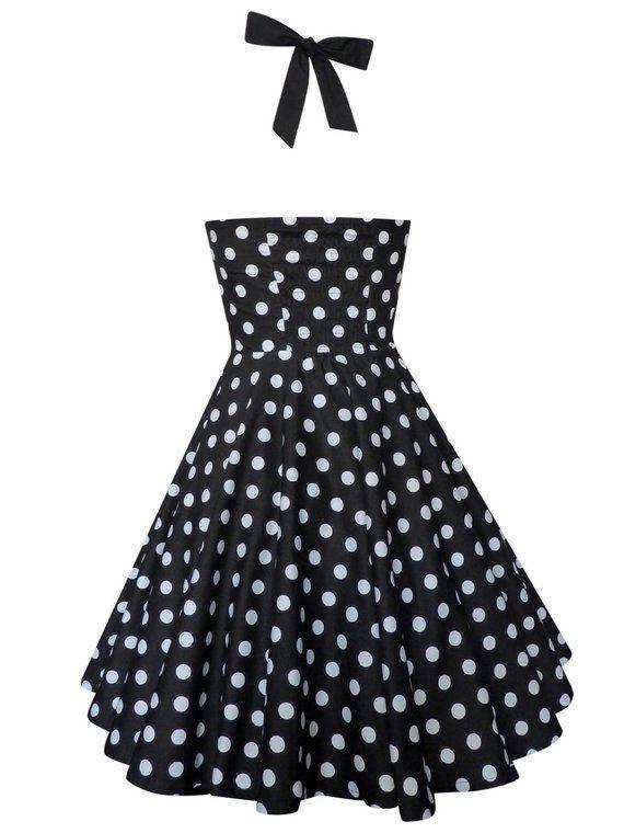 Vintage 50s Plus Size Dresses