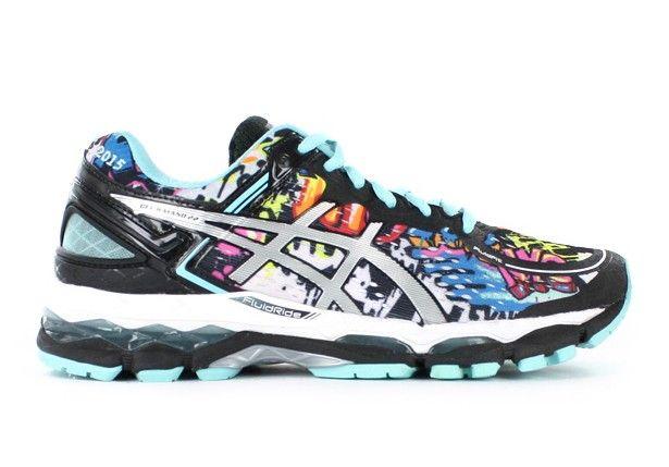 Bling shoes · ASICS Womens Gel-Kayano 22 NYC - Asics - Brands · Running  StyleGym ...