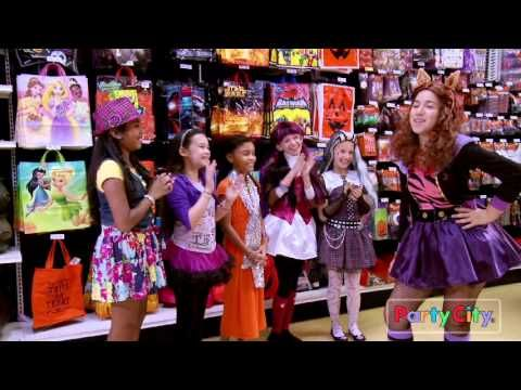 monster high fans go on a costume accessorizing power shopping trip and end up creating