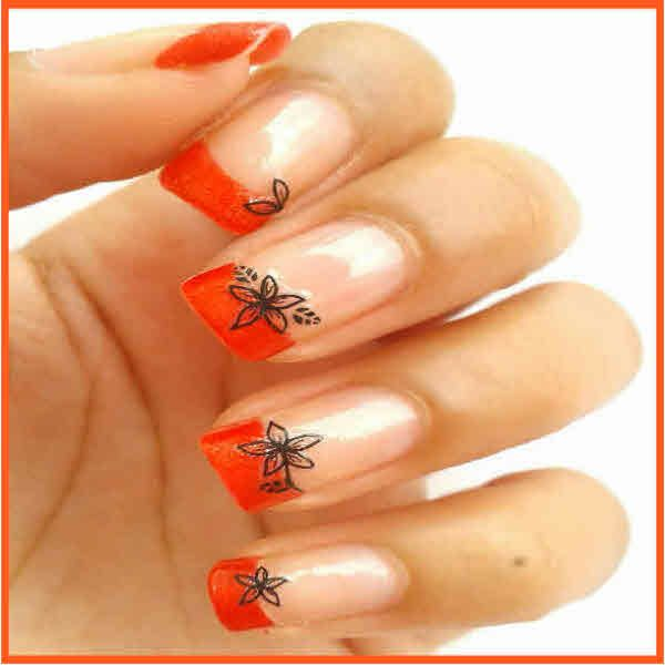3 Sheets French Manicure Nail Tips Cute Nail Designs $3.16 + FREE ...