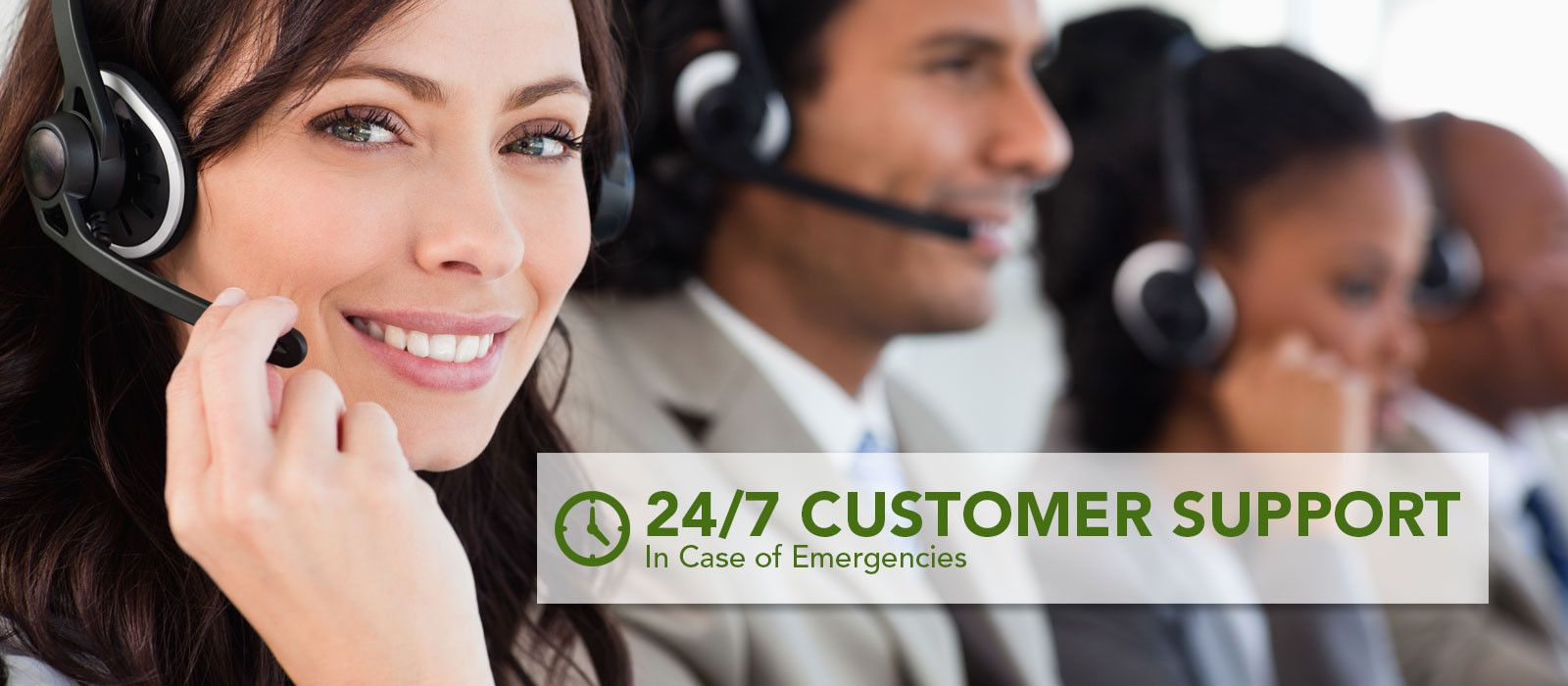 247 customer service you will always have someone to