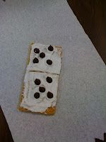 Fun way to show doubles in math.  A First Grade Teacher's Passions and Obsessions: freebies