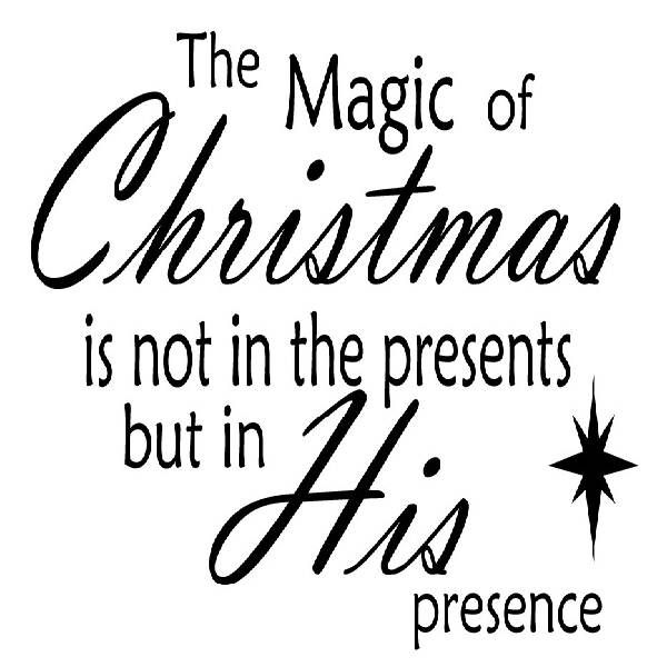 The Magic Of Christmas Religious Jesus Christmas Xmas Merry Christmas  Christmas Quotes Christmas Quote