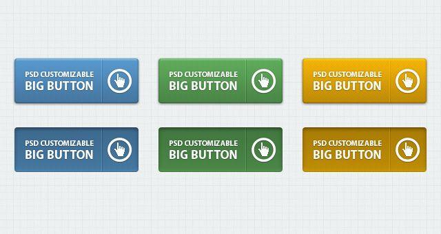 Classic Psd Web Buttons Vol 1 | LTheme | Buttons, Icon set