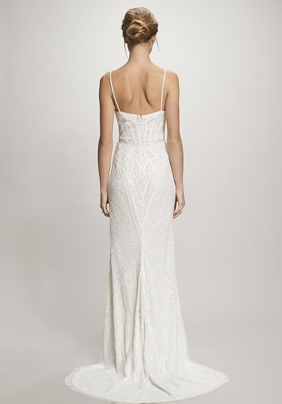 THEIA Marion Mermaid Wedding Dress | Nancy\'s Dream Wedding Dresses ...