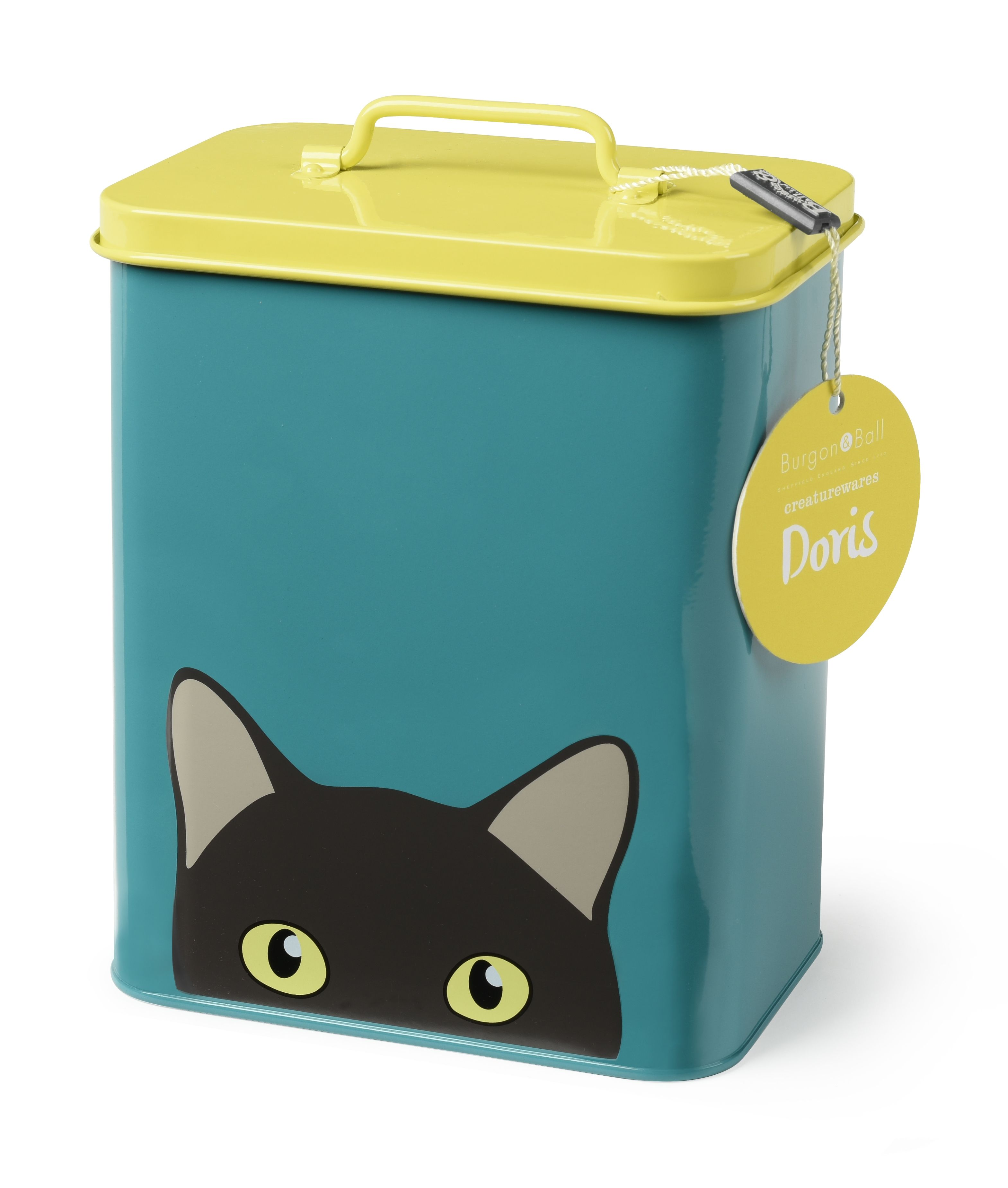 New in Pod! Pet food tin, Pet food storage, Cat food storage