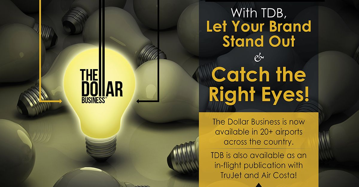 With Tdb Platform let your brand stand out and catch the right eyes! The Dollar Business is now available in 20+ airports across the country. TDB is also available as an in-flight publication with TruJet and Air Costa! To catch eyes and make an impression