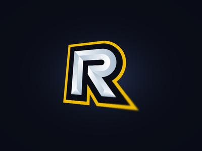Roar R Logo Wallpaper Cool Logo Free Clip Art Picture Logo