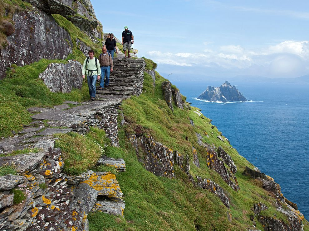 Skellig Islands, Ireland -- Travel 365 | I love Ireland ...