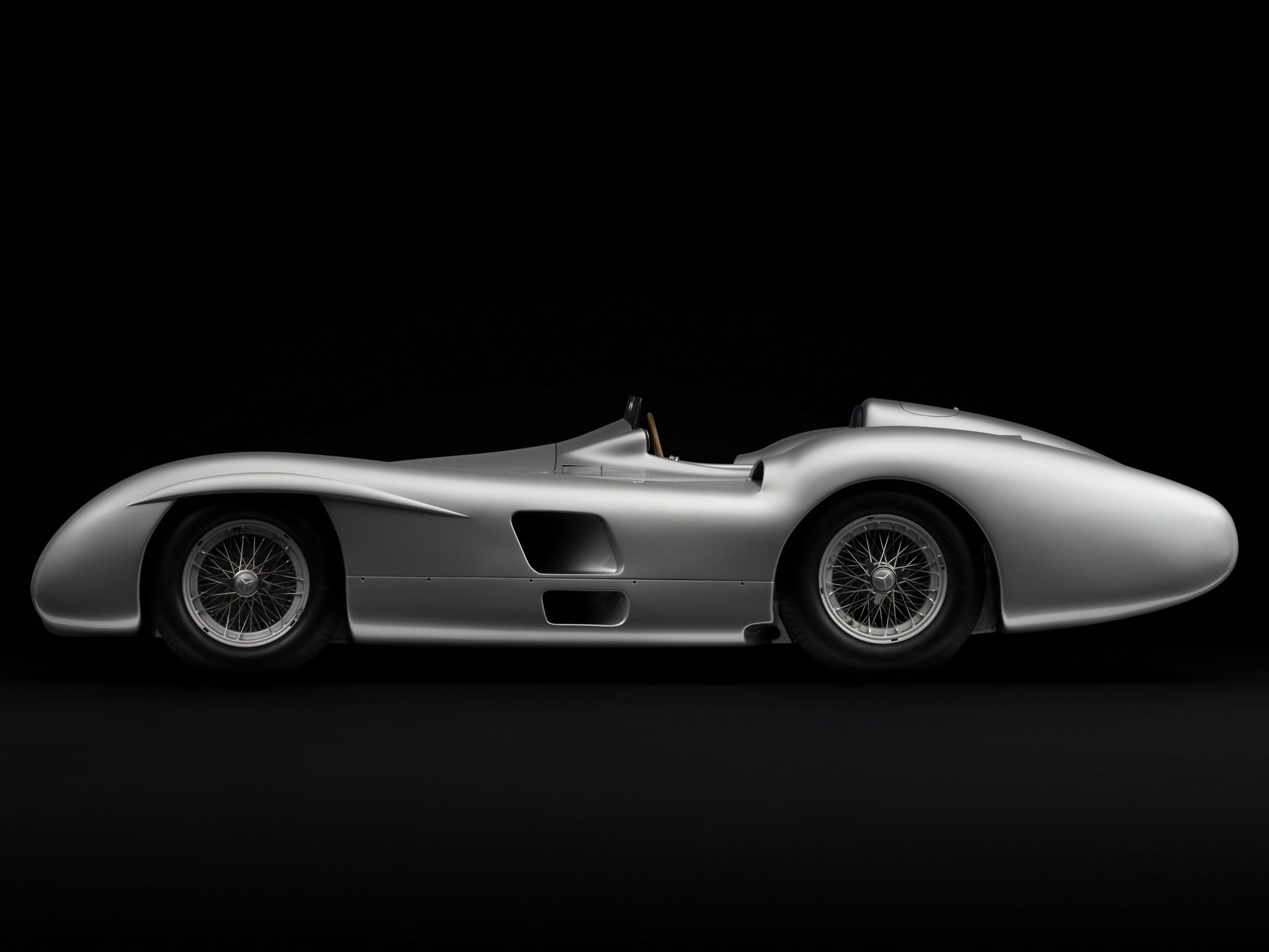 1955 Mercedes Benz 300 Slr Streamliner W196r With Images