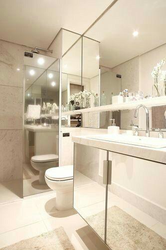 Badezimmer, Badezimmer Farben, Badezimmerideen, Waschraum, Kleine Bäder  Dekorieren, Schöne Bäder, Designer Badezimmer, Kleine Bäder, Wie Zu Tragen