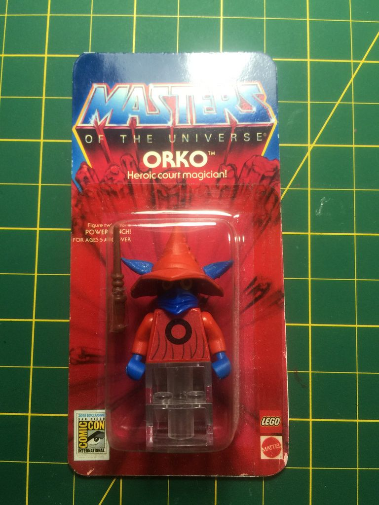 Master of Universe #lego #motu #heman #skeletor #custom http://www.flickr.com/photos/123270825@N05/27855450891/