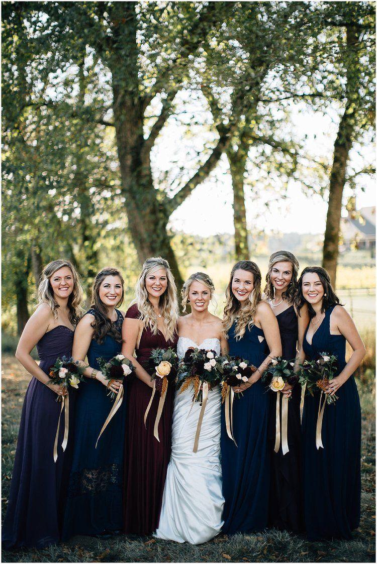 Bridesmaid S Style Guide Navy Blue Bridesmaid Dresses Blue Bridesmaids Navy Bridesmaid Dresses [ 1123 x 750 Pixel ]