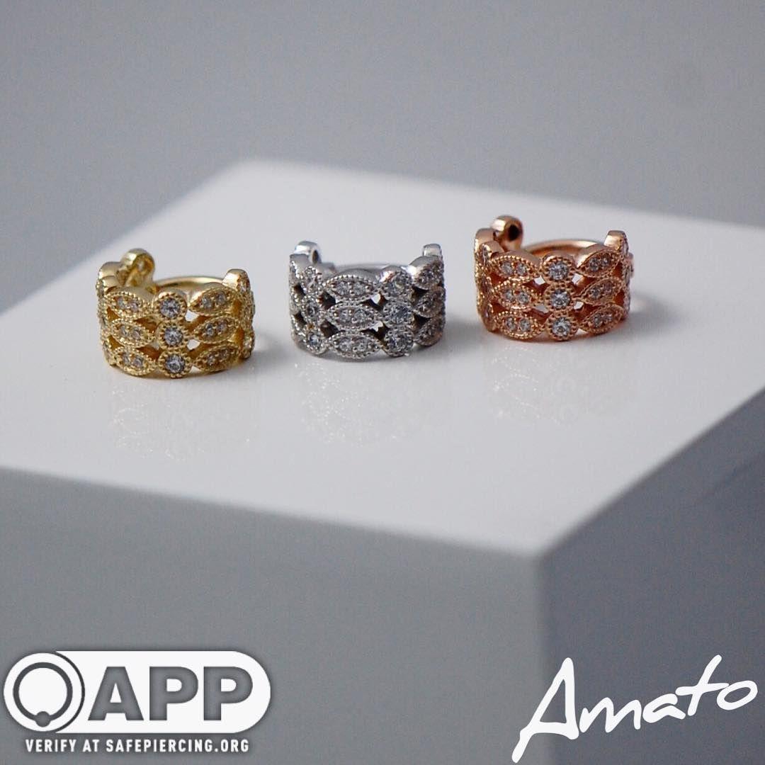 c828f1e4b Image result for bvla ear cuff piercing jewelry   piercings   Ear ...