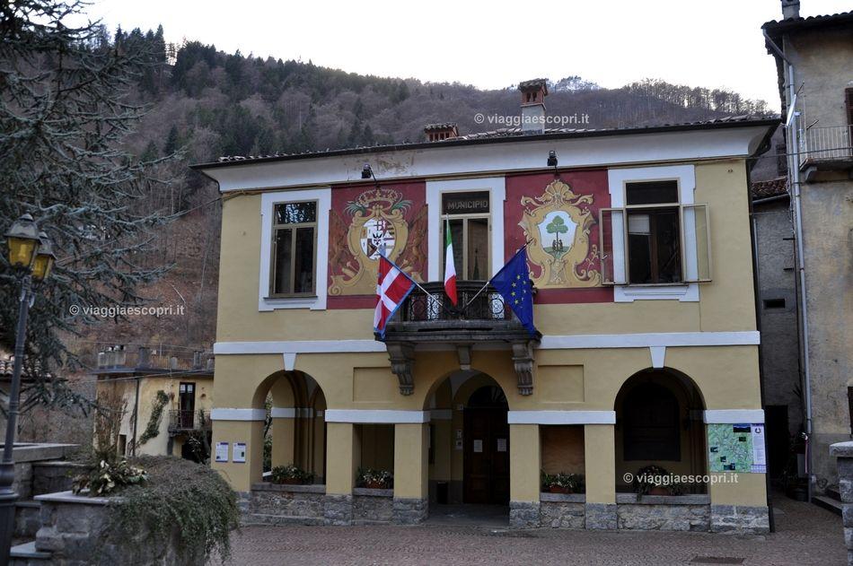 Municipio di Campiglia Cervo #ExploreBiella #ExploreCampigliaCervo #Piemonte