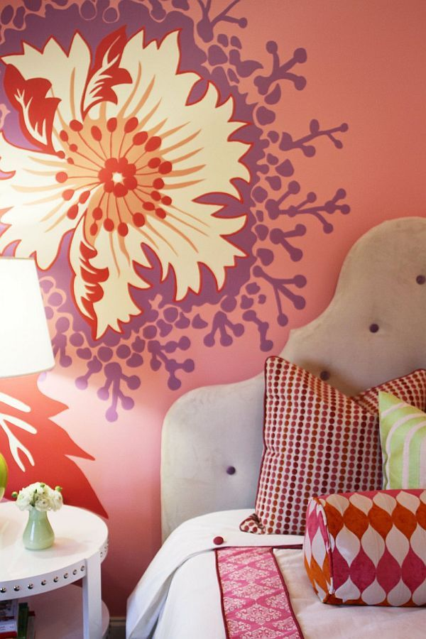55 Room Design Ideas For Teenage Girls Pink Bedroom For Girls Girls Bedroom Paint Girls Room Paint