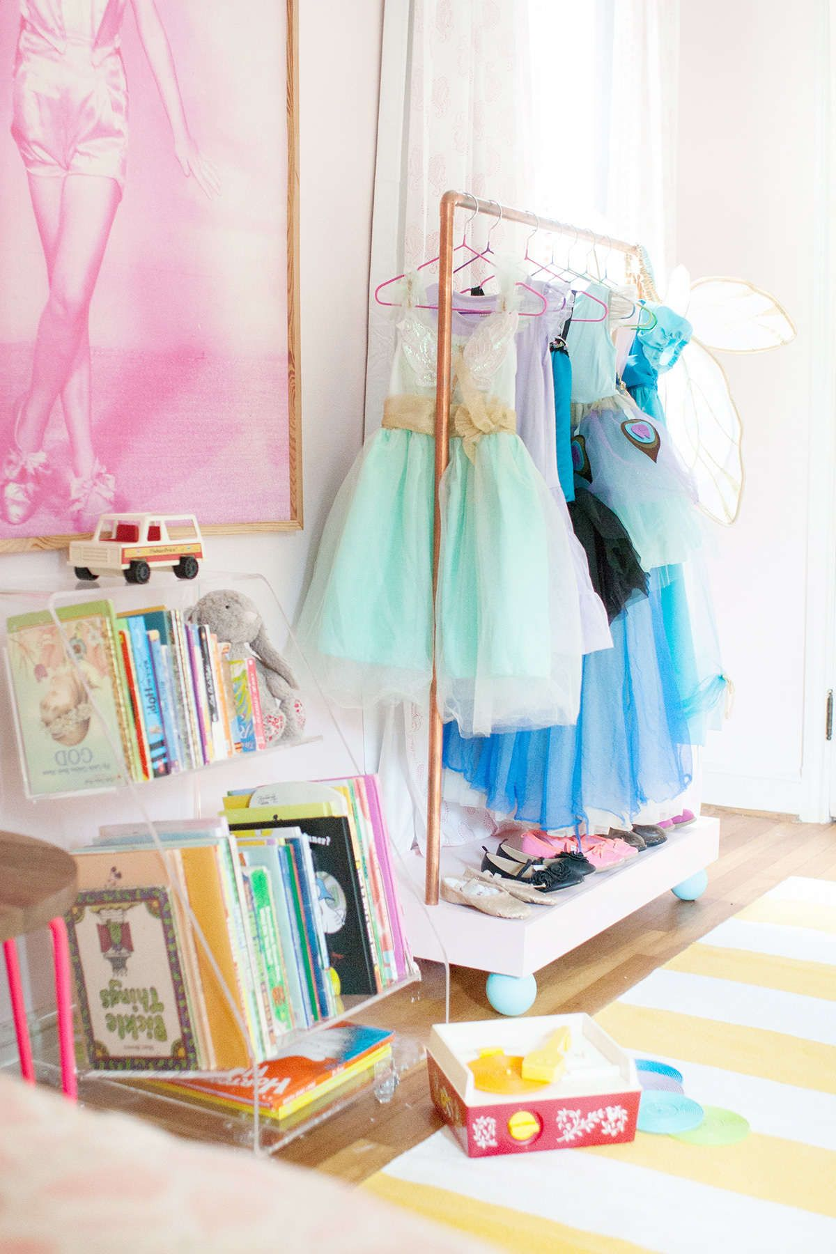 Diy Clothes Rack Diy Clothes Rack Dress Up Storage