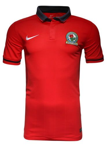 Blackburn Rovers 2015-16 Nike Away Kit