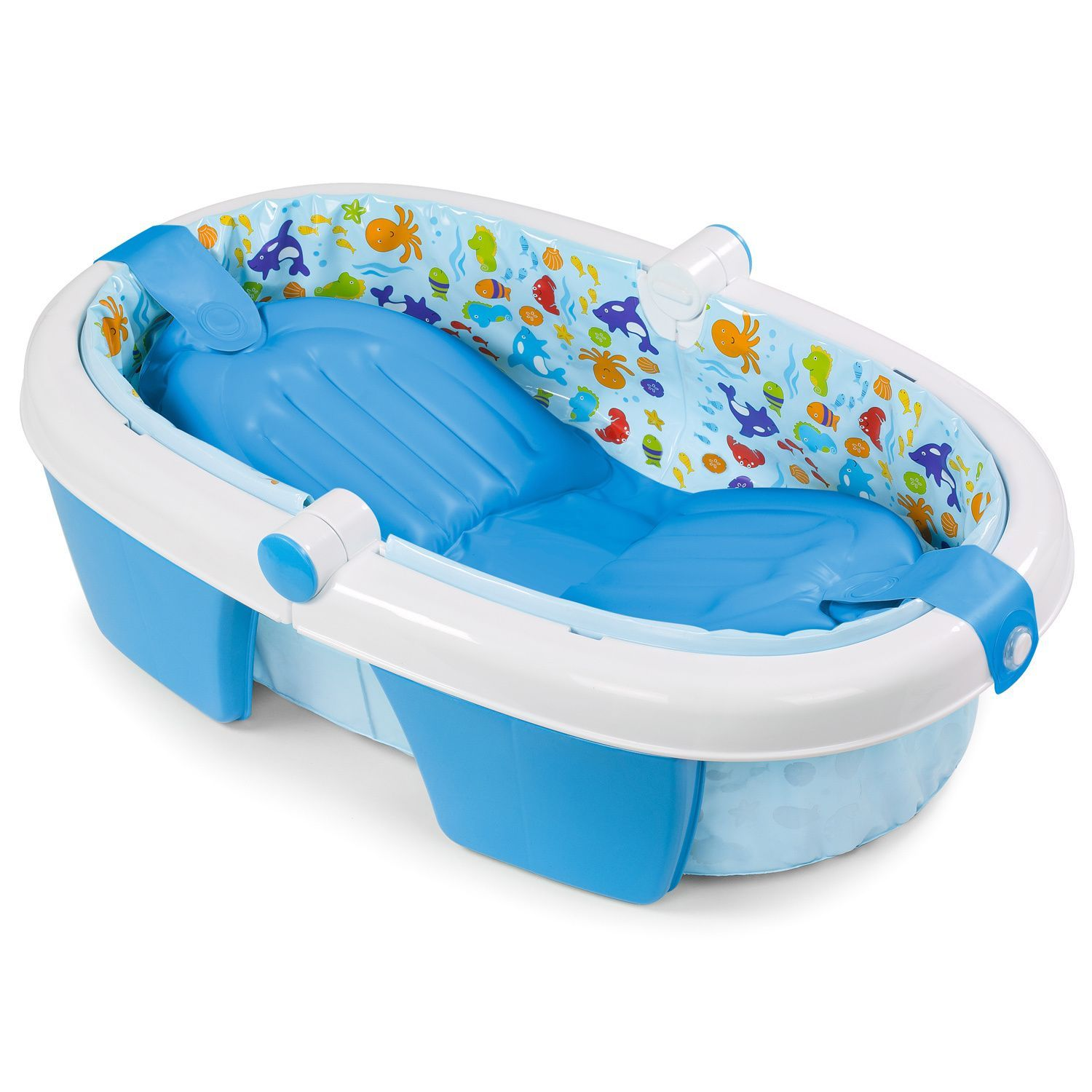 The Foldaway Baby Bath offers versatility and convenience for ...