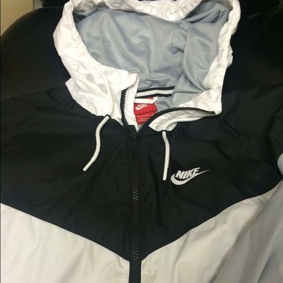 0e1674d4c7 Nike Windrunner Grey black and white Nike authentic windrunner. Never worn
