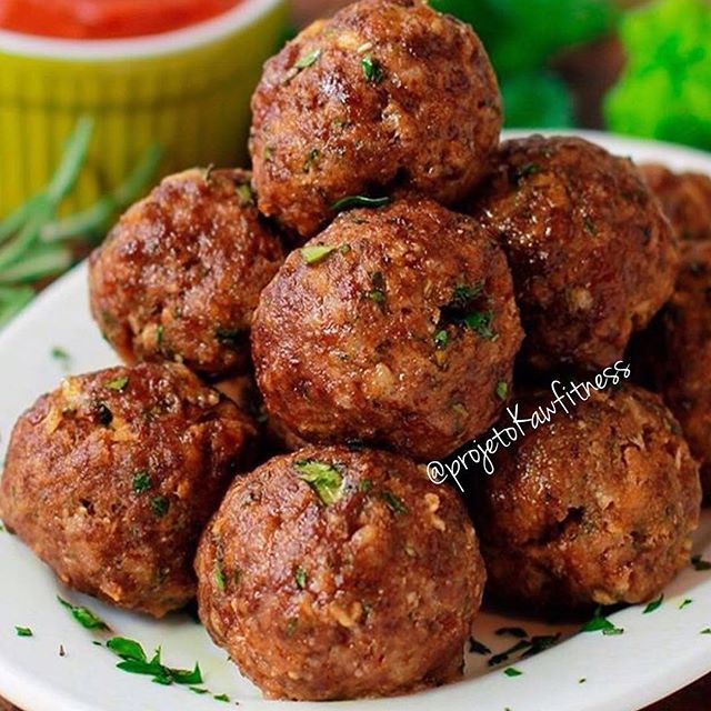 Bolinho De Carne Moida Assado Receita Carne Moida Bolo De