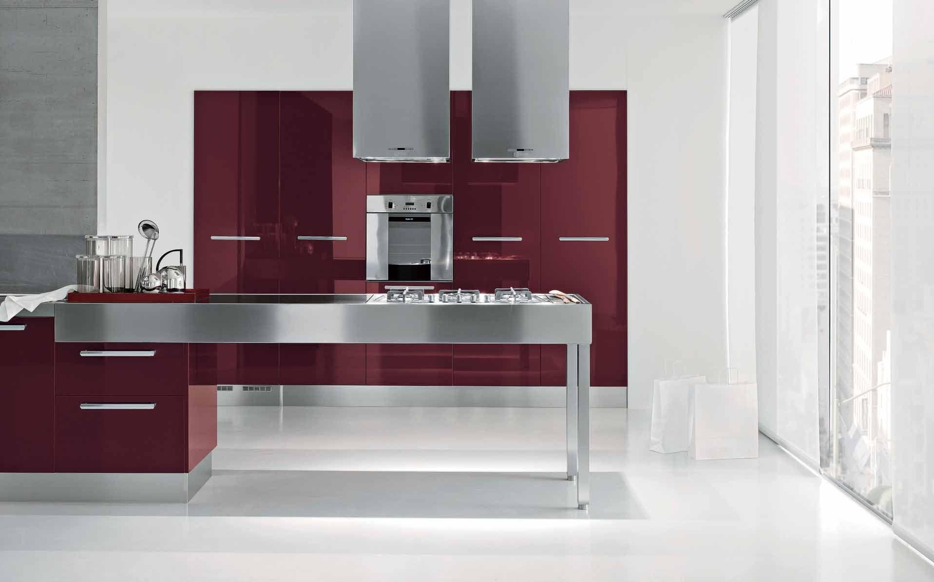 Bordeaux Modern Kitchen Gallery HD | Cool Wallpapers | Pinterest