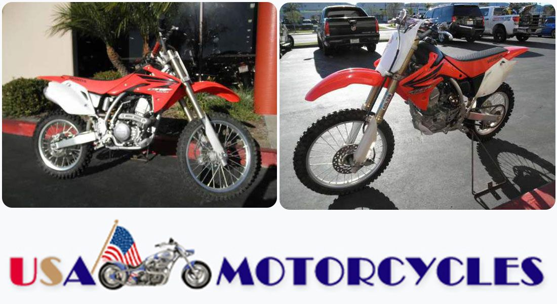 2007 Honda CRF150R Expert is a great bike, its available