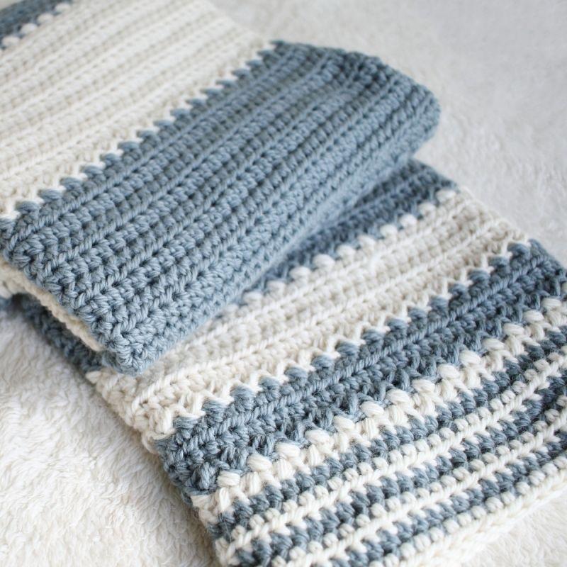 Spring Charms Baby Blanket crochet pattern by Hidden Meadow Crochet ...