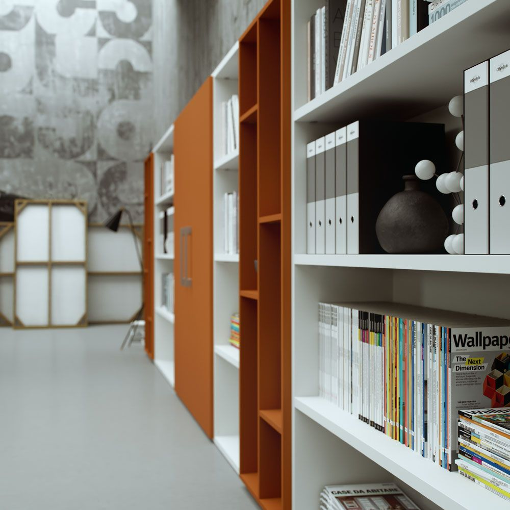 PROFCASE office bookcase by Prof Office