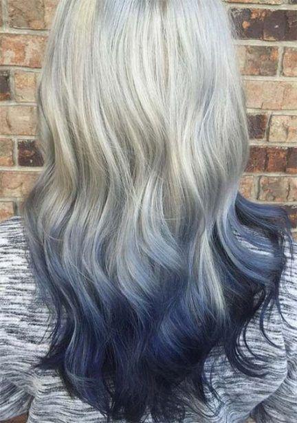 Best Hair Color Silver Crazy 53 Ideas   - Wedding Idea , Wedding Dress , Wedding Hair Style , Bridal Shoes - #bridal #color #CRAZY #Dress #hair
