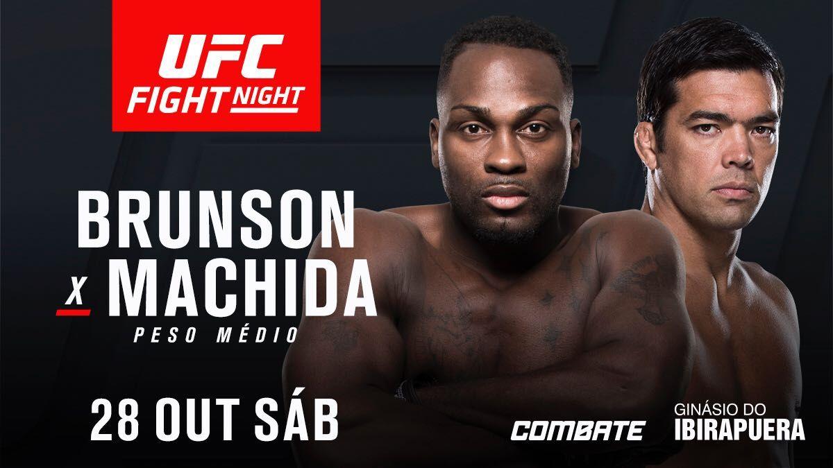 Ufc Fight Night 119 Brazil Weigh In Video Preview Real Combat Media Ufc Fight Night Lyoto Machida Ufc