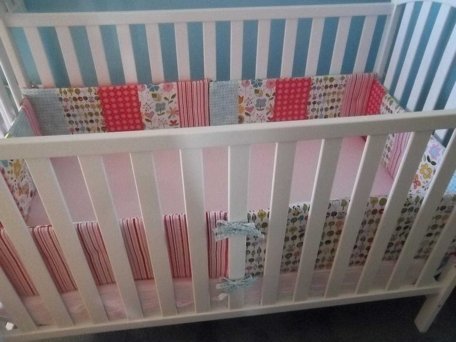 Crib Bumper Pattern Unique Design Inspiration