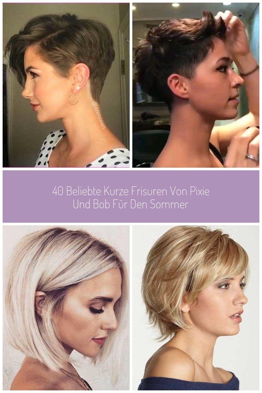 44 Einfache Pixie Kurze Frisuren Von Prominenten Damen Fur Sommer 2019 2020 Kurzhaarfrisuren2019 F Haarschnitt Kurz Kurzhaarfrisuren Kurze Braune Haare