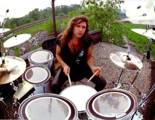 Rob Affuso (Skid Row)