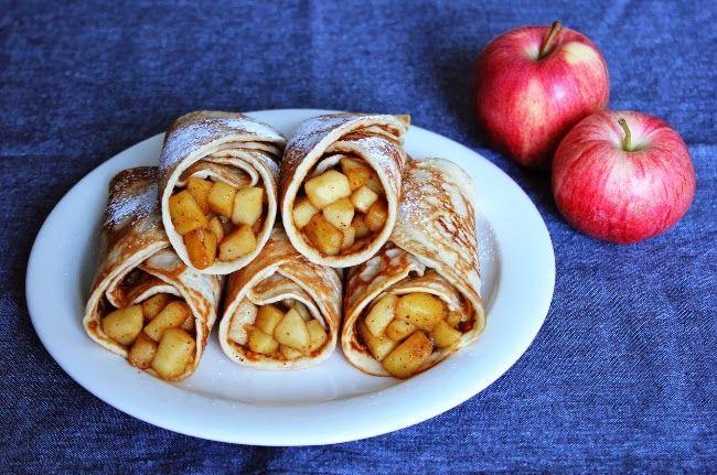 Ellan reseptit: Perinteiset letut ja herkullinen omenatäyte