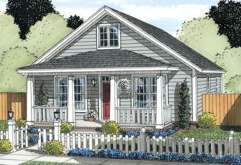 Craftsman House Plan 4848