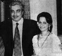 Waheeda Rehman Husband Kamaljit Singh Photos