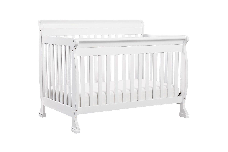 Amazon.com : DaVinci Kalani 4-in-1 Convertible Crib with ...