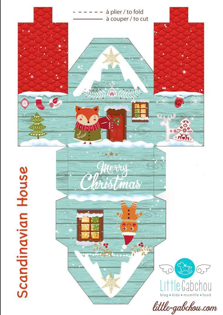 (DIY de Noël) Le calendrier de l'avent astucieux
